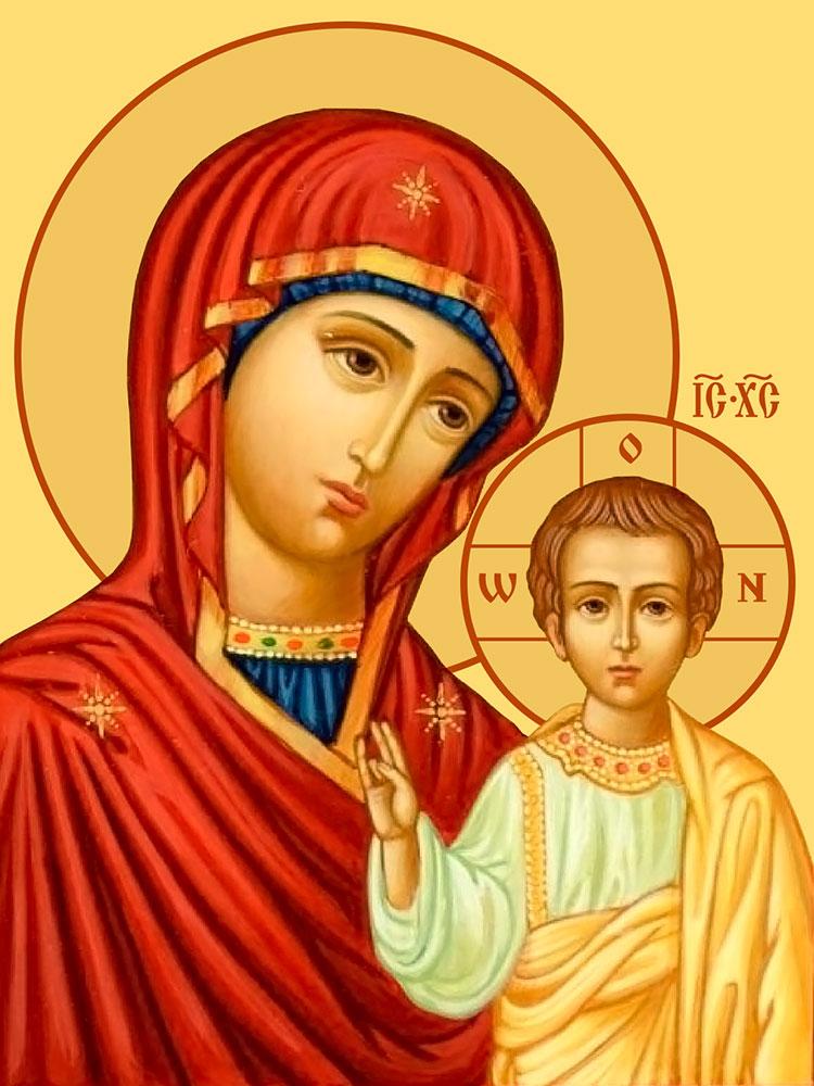 Картинки матерь божья