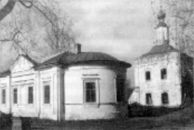 Храмовый комплекс (фото 1988 г.)